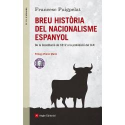 Llibre Breu història del nacionalisme espanyol, de Francesc Puigpelat