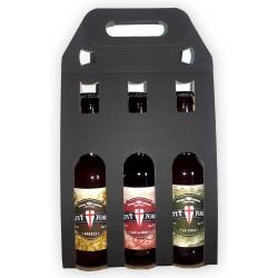 Pack de 3 cerveses artesanes Sant Jordi