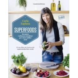 Llibre Superfoods - Receptes i aliments del futur per viure millor avui