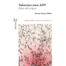 Llibre Valencians sense ADN. Relats dels orígens