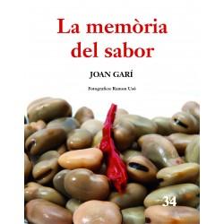Llibre La memòria del sabor