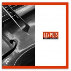 CD Els Pets - Trespuntzero - Digipack