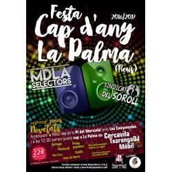 Entrada anticipada Festa Cap d'Any a La Palma de Reus - Casal Despertaferro