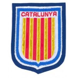 Brodat Escut de Catalunya