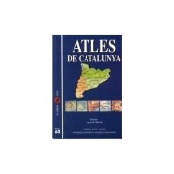 Llibre Atles de Catalunya