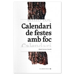 Llibre Calendari de Festes amb foc dels Països Catalans