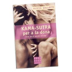 Llibre Kama-Sutra per a la dona