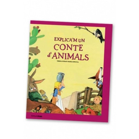 Llibre Explica'm un conte d'animals