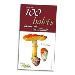 Llibre 100 bolets facilment identificables