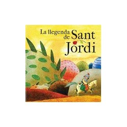 Llibre La llegenda de Sant Jordi