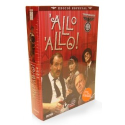 Lot DVD Alló, Alló!