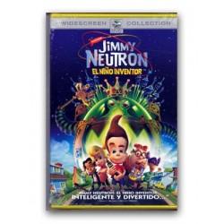 DVD Jimmy Neutron