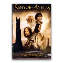 DVD El senyor dels anells. Les dues torres
