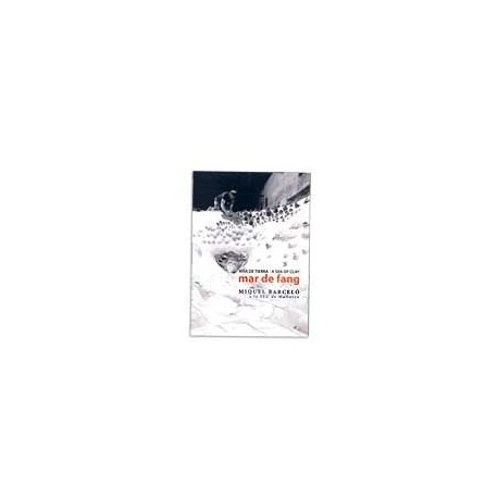 DVD Mar de fang - Miquel Barceló