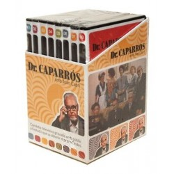 Lot DVD Dr. Caparrós
