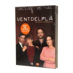 Lot DVD Ventdelplà 1 - Capítols 1 al 16