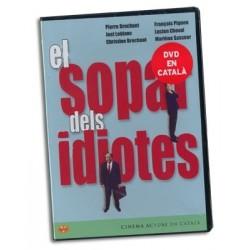 DVD El sopar dels Idiotes