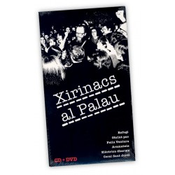 CD + DVD Xirinacs al Palau