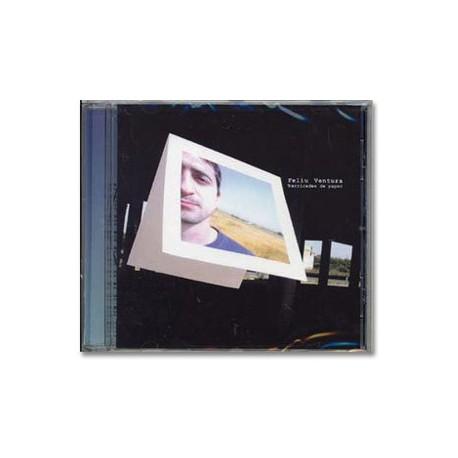 CD Feliu Ventura - Barricades de paper