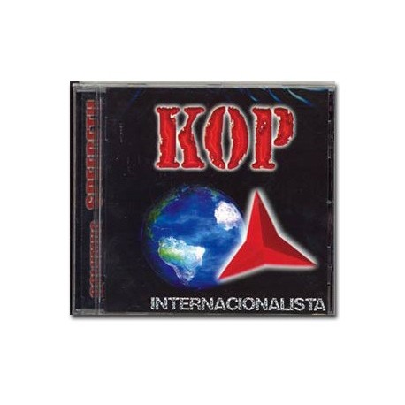 CD Kop - Internacionalista