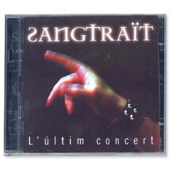 CD Sangtraït - L'últim concert