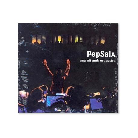 CD Pep Sala - Una nit amb orquestra