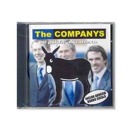 CD The Companys - Ni polític, ni correcte