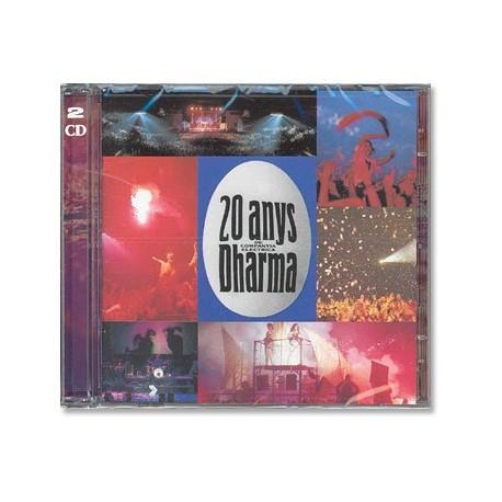 CD Companyia Elèctrica Dharma - 20 anys