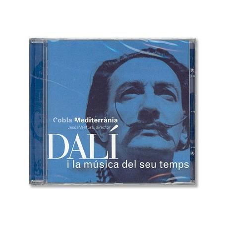CD Cobla Mediterrània - Dalí i la música del seu temps
