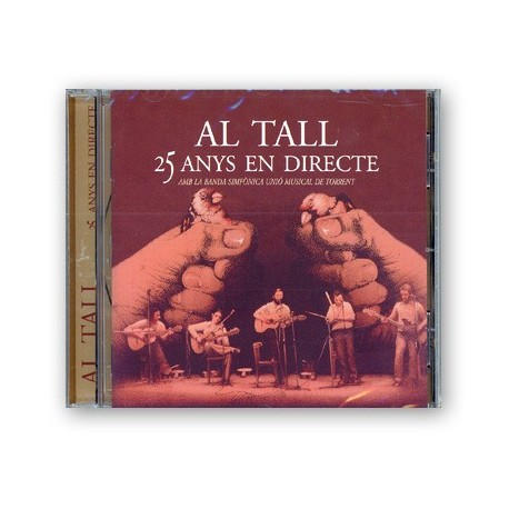 CD Al Tall 25 anys en directe