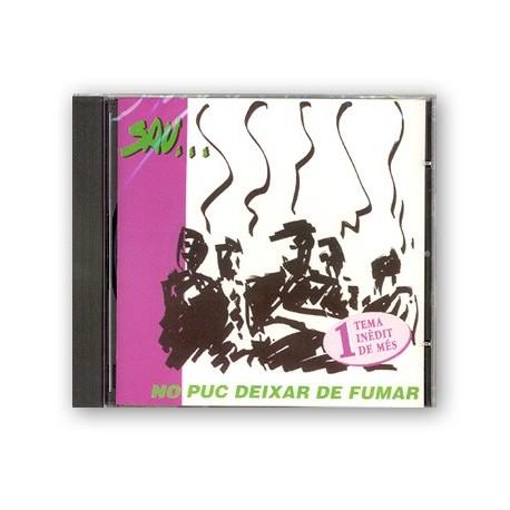 CD Sau No puc deixar de fumar