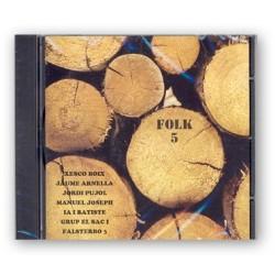 CD Folk 5