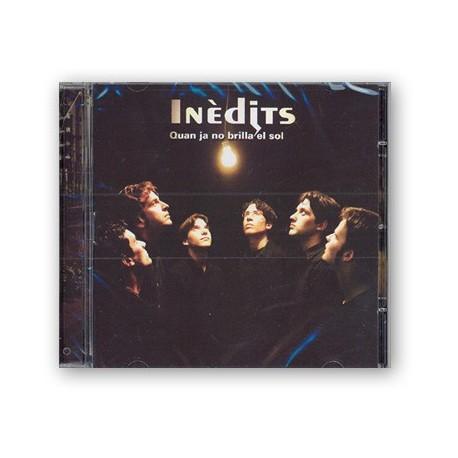 CD Inèdits Quan ja no brilla el sol