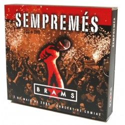 Doble CD+DVD Brams - Sempremés