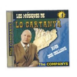 CD The Companys - Lo Cartanyà