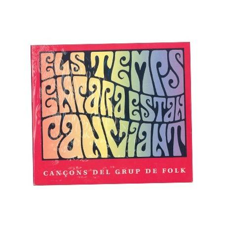 CD Grup de Folk - Els temps encara estan canviant