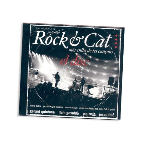 CD Rock & Cat - El Disc
