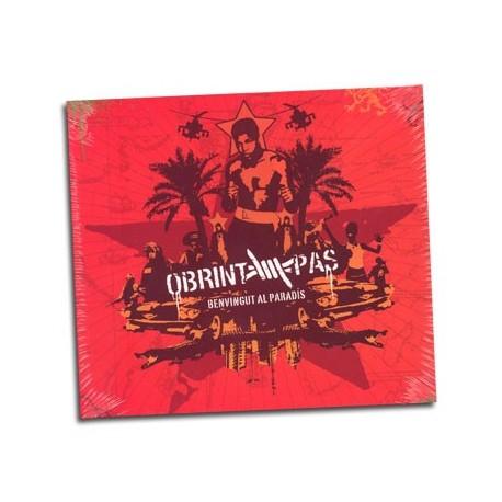 CD+DVD Obrint Pas - Benvinguts al Paradís