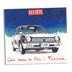 CD Els Pets - Com anar al cel i tornar