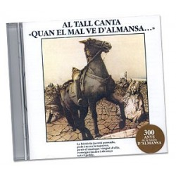 CD Al Tall Quan el mal ve d'Almansa