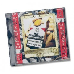 CD The Garrophones - Qui no..