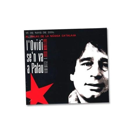 CD+DVD L'Ovidi se'n va a Palau