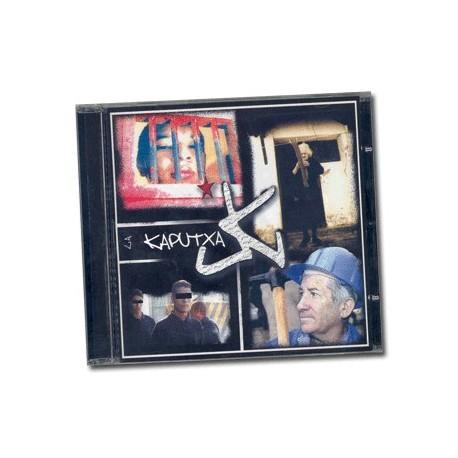 CD La Kaputxa - La Kaputxa