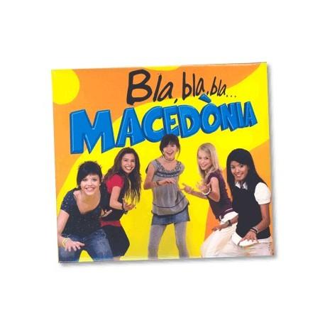 CD Macedònia - Bla, bla, bla