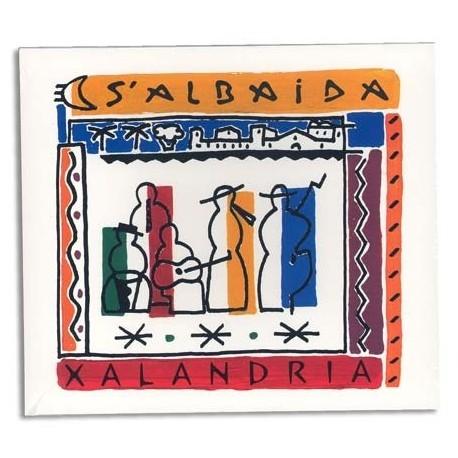 CD S'albaida - Xalandria