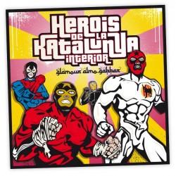 CD Herois de la Katalunya Interior - Glamour Almo-gabber