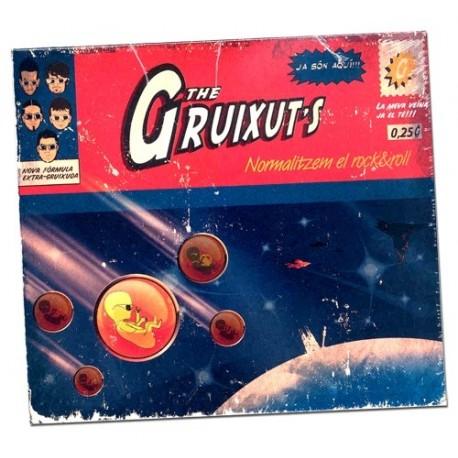 CD The Gruixut's Normalitzem el Rock'n roll