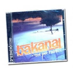 CD Bakanal Tot per l'aire