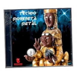 CD Bogarde Techno Moreneta Metal