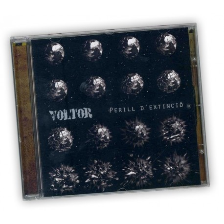 CD Voltor Perill d'extinció